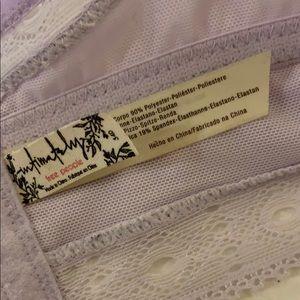 Free People Intimates & Sleepwear - Lavender free people bra